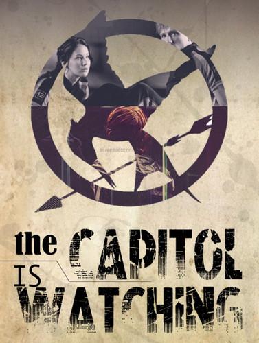 Hunger Games fã Arts <3