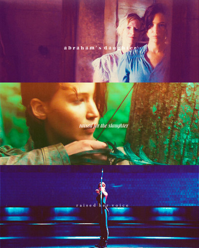 Hunger Games 팬 Arts <3