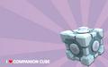 I ♥ Companion Cube