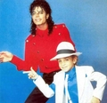 I'LL NEVER LET YOU PART,YOU'RE ALWAYS IN MY HEART - michael-jackson photo
