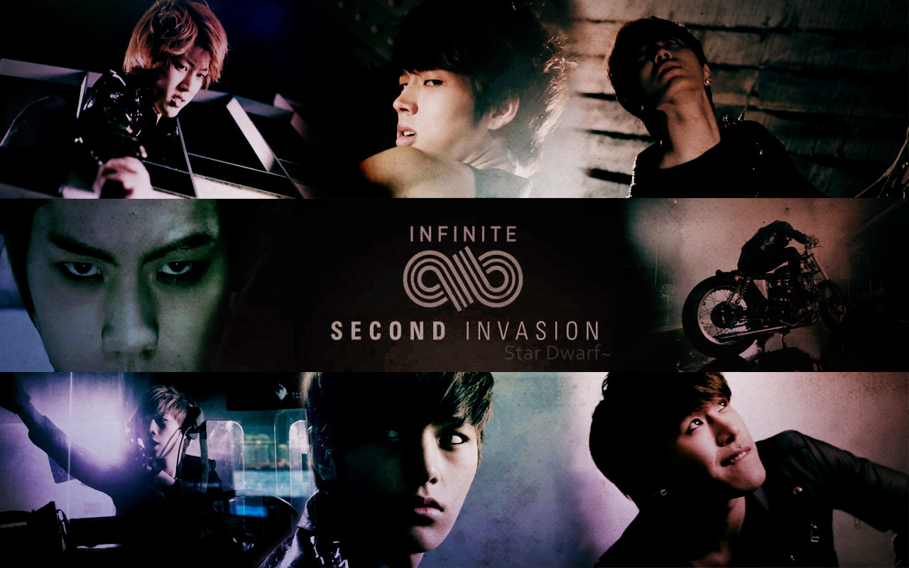 infinite infinite wallpaper 29564325 fanpop