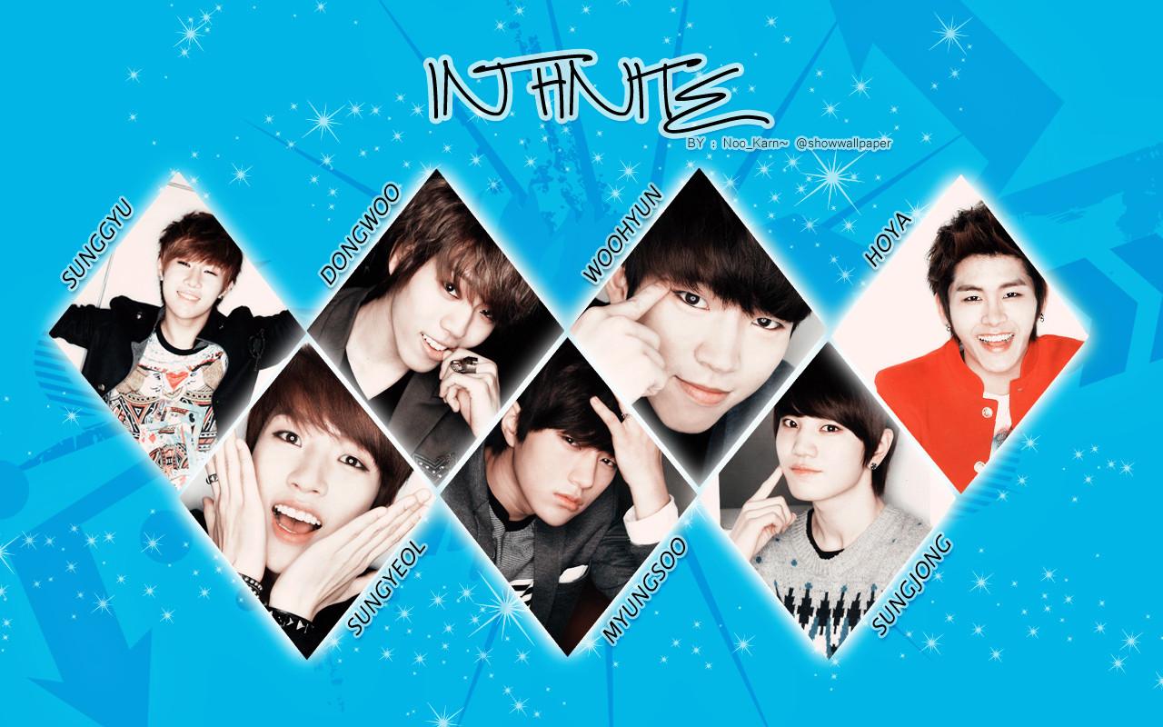 INFINITE  Infinite 인피니트 Wallpaper 29564338  Fanpop