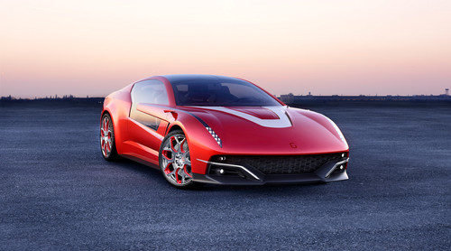 ITALDESIGN GIUGIARO BRIVIDO - sports-cars Photo