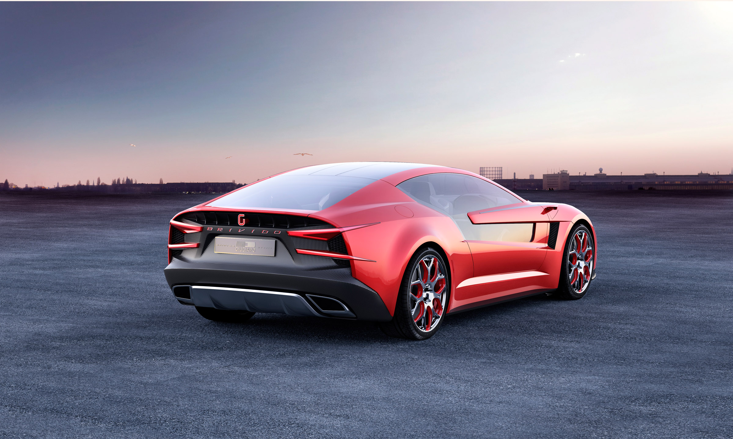 Sports Cars Images Italdesign Giugiaro Brivido Hd