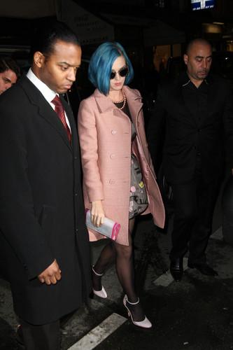 In Paris [6 March 2012]