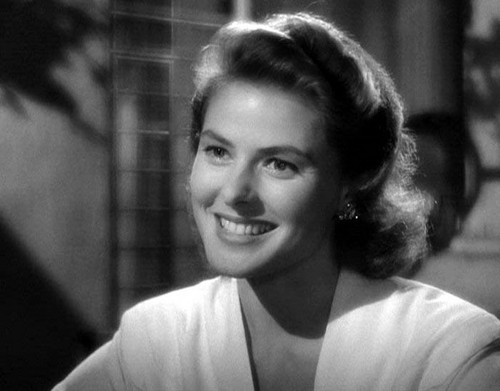 Ingrid in Casablanca