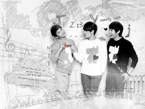 JYJ wallpaper possibly with a sign called JYJ