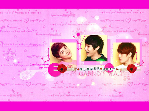 JYJ wallpaper probably containing a venn diagram titled JYJ