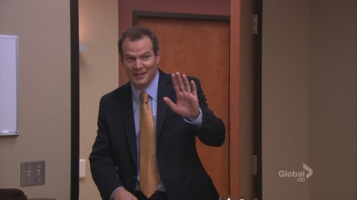 Jack Coleman in The Office