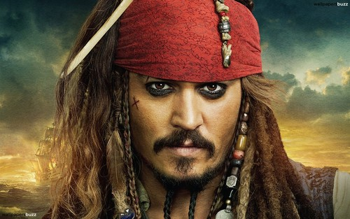 Johnny Depp wallpaper entitled Jack Sparrow