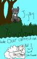 Jayfeather and Half Moon