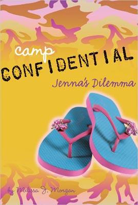 Jenna's Dilemma (Camp Confidential #2)