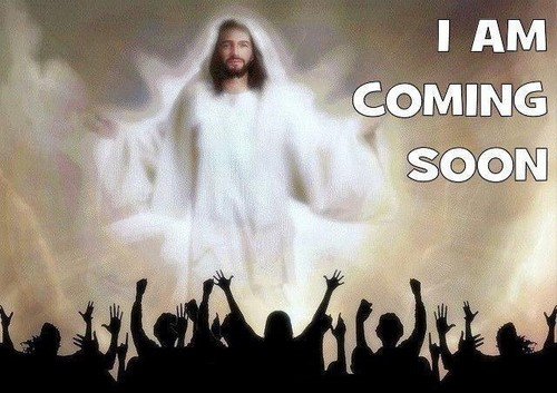 Yesus is coming soon !