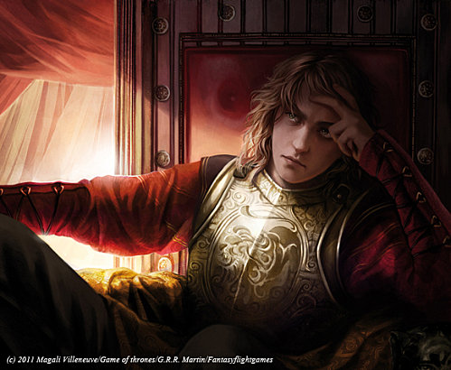 A Song of Ice and Fire wallpaper containing a breastplate called Joffrey Baratheon