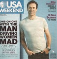 Jon Hamm - USA Weekend Magazine