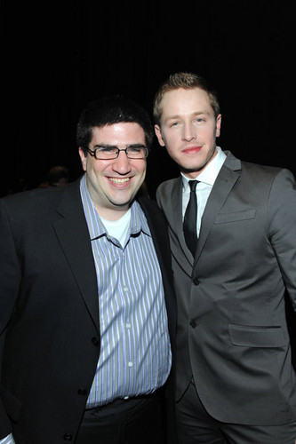 Josh Dallas and Adam Horowitz