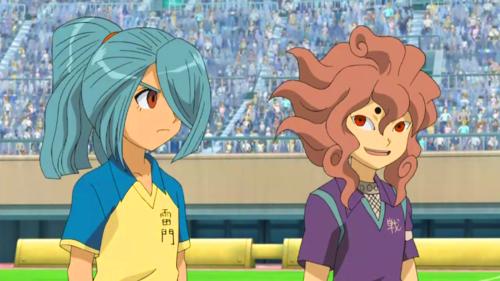 Just look at Kazemaru!!