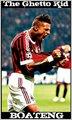 Kevin Prince Boateng ( AC Milan )