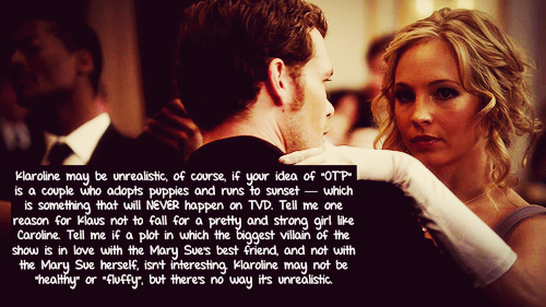 klaus quotes on love