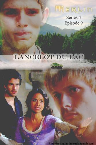 Lancelot du Lac poster vers. 2