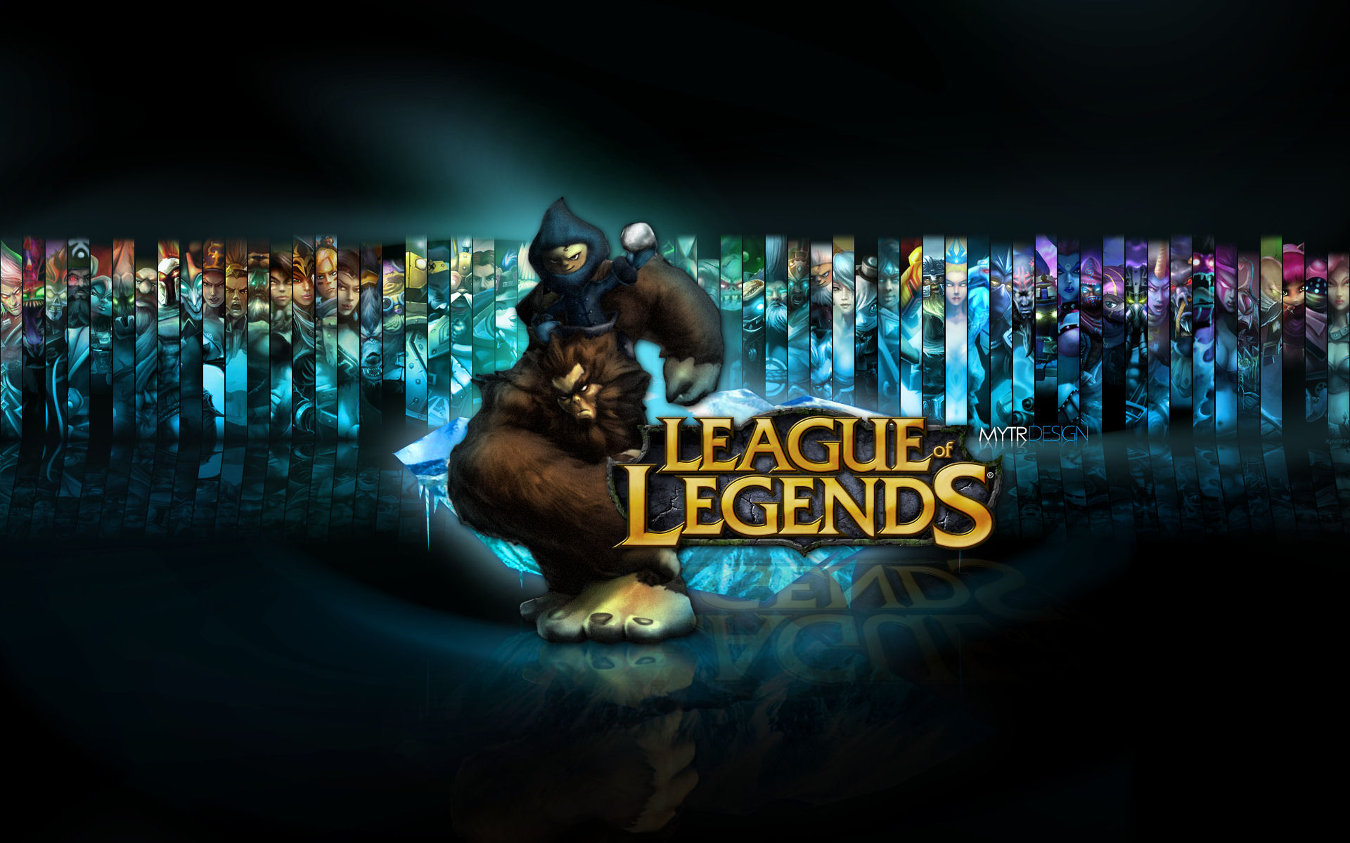 as league of legends