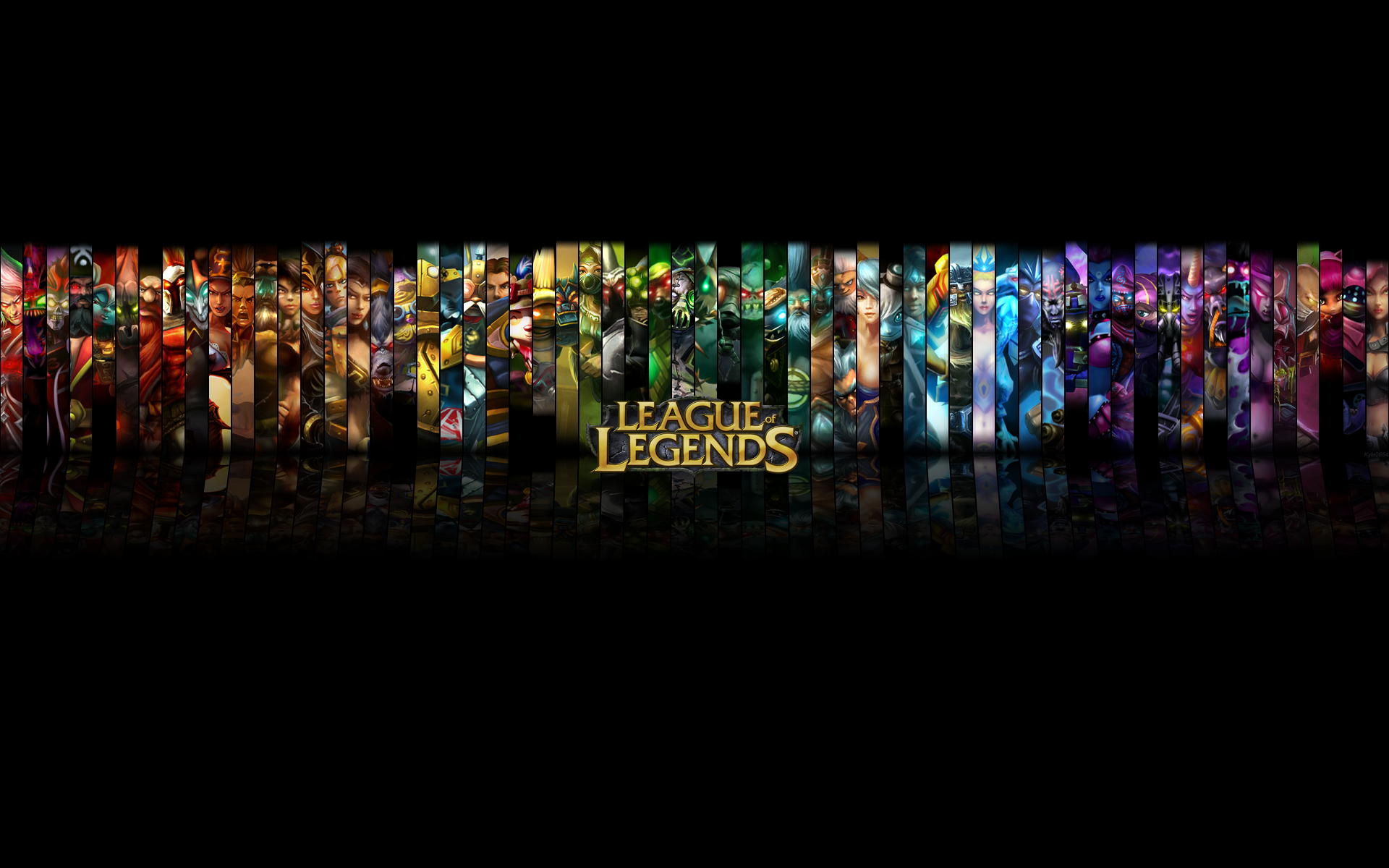 league of legemd