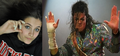 Like father, Like daughter fingertape - michael-jackson photo