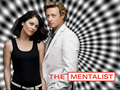 the-mentalist - Lisbon & Jane wallpaper