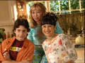 Lizzie McGuire Behind The Scenes - hilary-duff photo