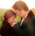 Lizzie and Mr Darcy
