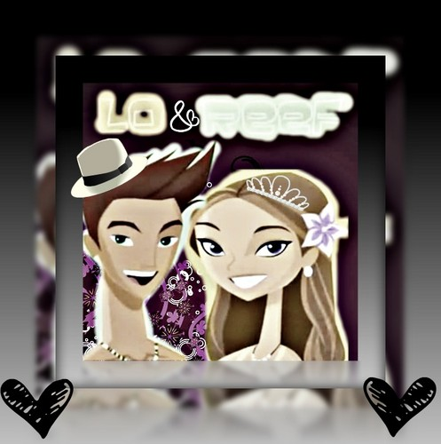 Lo and リーフ Forever