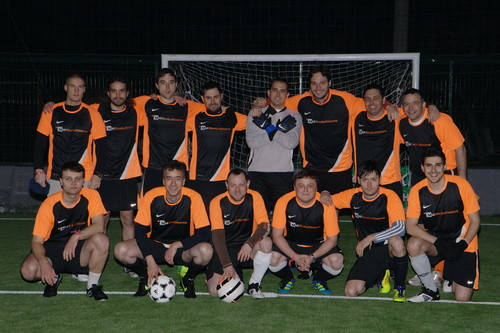 MM Solutions Football team - nike Photo