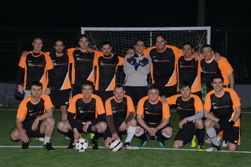 MM Solutions Football team