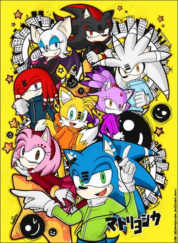 Matryoshka Sonic