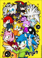 Matryoshka Sonic - sonic-the-hedgehog fan art