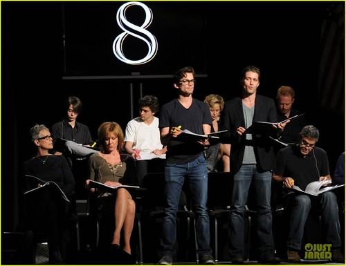 Matt Bomer & Matthew Morrison: '8' Performance Pics! - matt-bomer Photo