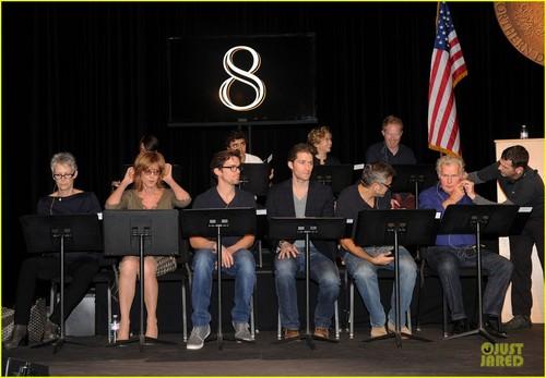 Matt Bomer & Matthew Morrison: '8' Performance Pics!