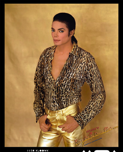 Michael Jackson by Herb Ritts - michael-jackson Photo