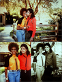 Michael & Whitney; ♥. - michael-jackson photo