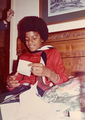 Michael so cute *----* - michael-jackson photo
