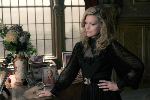 "Michelle Pfeiffer as Elizabeth Collins Stoddard in Tim Burton's ""Dark Shadows"" (2012)"