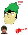 Mike Nesmith Fan Art by me.
