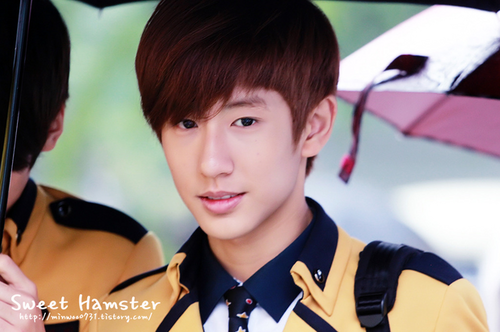 Minwoo (노민우) - boyfriends-k-pop Photo
