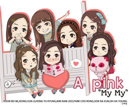My My-Apink
