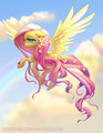 My favorite my little pony:friendship is magic character-Fluttershy