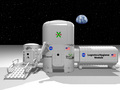 NASA Deep Space Habitat Module and Rover