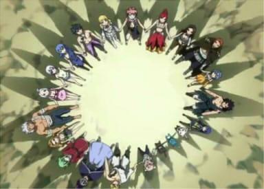 Nakama Power!