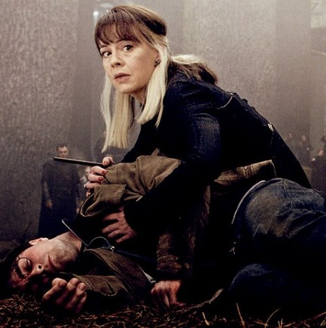 Narcissa and Harry Potter