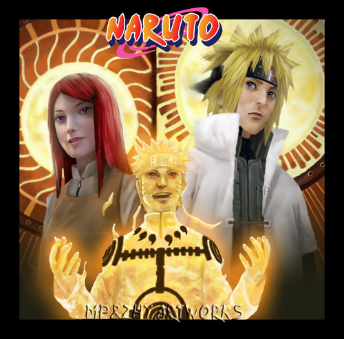 Naruto's Parents  - naruto-shippuuden Photo