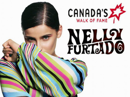 Nelly Furtado wallpaper probably containing a portrait called Nelly Furtado